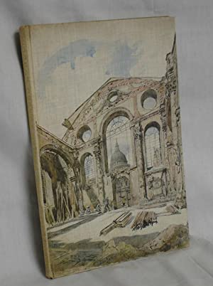 Bombed London: a Collection of Thirty-Eight Drawings of Historica Buildings Damaged During the ...