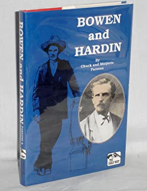 Bowen and Hardin: Parsons, Chuck and Marjorie