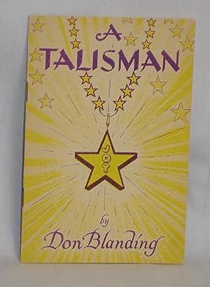 A Talisman: Blanding, Don