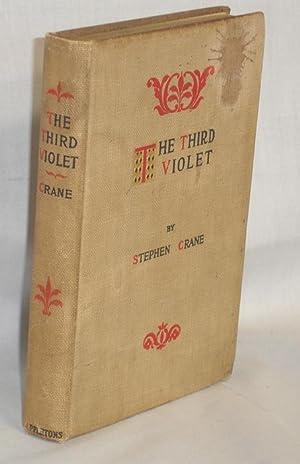 The Third Violet: Crane, Stephen