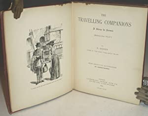 The Travelling Companions; a Story in Scenes [Reprinted from Punch]: Anstey, F.