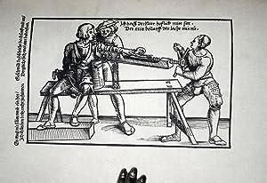 Feldbuch Der Wundtartzney: Gersdorff, Hans Von; Johann Schott
