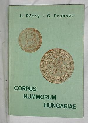 Corpus Nummorum Hungariae: Rethy, Ladislaus; Gunther Probszt