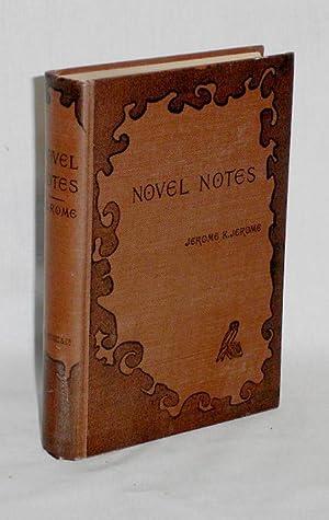 Novel Notes: Jerome K. Jerome