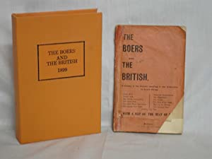 The Boers and the British; a History of the Events Leading to the Hositilies in South America
