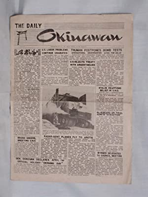 The Daily Okinawan (March 25, 1946)