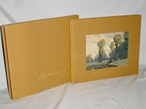 On Distant Ground: The Art of Scott L. Christensen (Signed By the artist): Christensen, Scott
