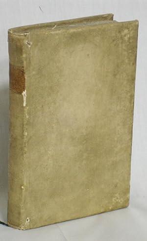 Serie Dell'edizioni Aldine Per Ordine Cronologico Ed Alfabetico: Burgassi, Antonio Cesare]