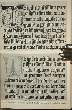 Problem of the Missale Speciale: Stevenson, Allan