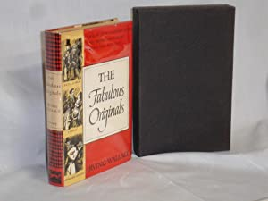 The Fabulous Originals: Lives of Extraordinary People Who Inspired Memorable Characters in Fiction ...
