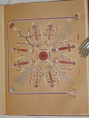 Navajo Medicine Man; Sandpaintings and Legends of Miguelito; from the John Frederick Huckel ...