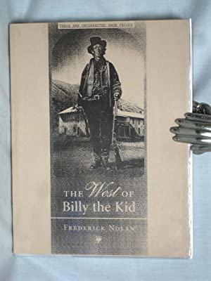 The West of Billy the Kid: Nolan, Frederick