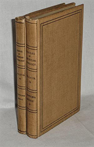 Chippewa Music (2 volumes): Ensmore, Frances