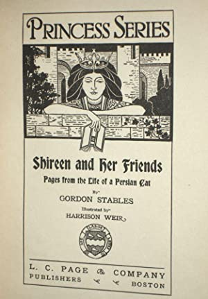 Shireen and Her Friends, Pages from the Life of a Persian Cat: Stables, Gordon