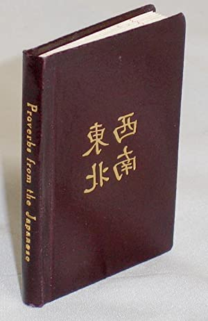 One Hundred Proverbs from the Japanese: Forgue, Norman W.