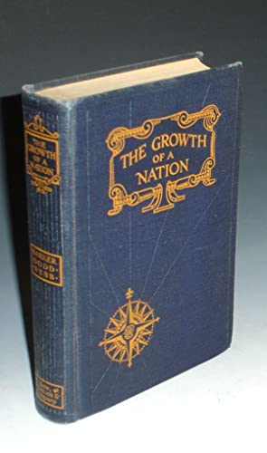 The Growth of a Nation, the United States of America (J. Frank Dobie's Copy, with Facsimilie ...