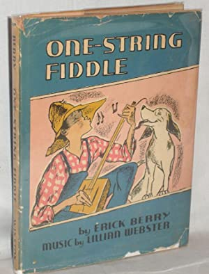 One String Fiddle: Berry, Erick