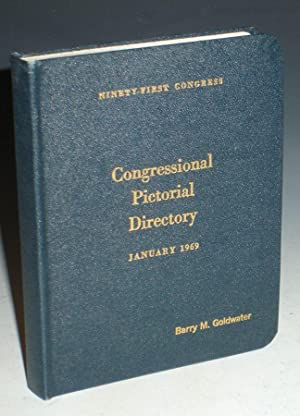 Congressional Pictorial Directory - January 1969