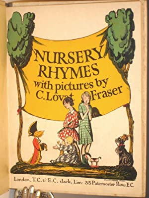Nursery Rhymes with Pictures: Fraser, C. Lovat