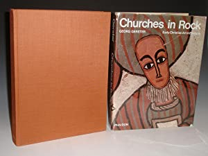 Churches in Rock, Early Christian Art in Ethiopia: Gerster, Georg