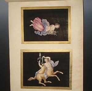 Pompei; Piccoli Bronzi del Real Museo Borbonico.descritti e disegnati da Carlo Ceci: Ceci, Carlo