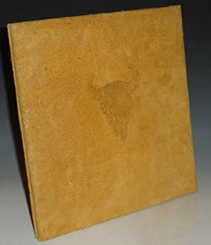CM Russell: Boyhood Sketchbook (Signed and Limited By Author), Inroduction By Frederick G. Renner: ...
