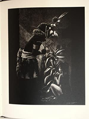 The Unchanging Hopi, an Artist's Interpretation in Scratchboard Drawing and Text (limited ...
