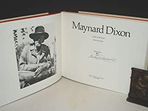 Maynard Dixon, Artist of the West: Burnside, Wesley M.