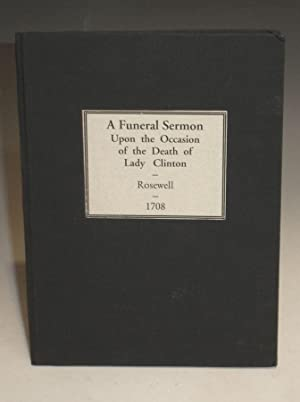 The Sentence of God and His Servant's Submission; a Sermon Preach'd at Westminster, ...