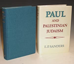 Paul and Palestinian Judaism; A Comparison of Patterns of Religion