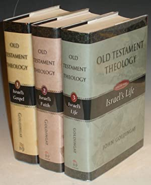 Old Testament Theology, 3 Volumes (Volume I; Israel's Gospel; Volume II, Israel's Faith; Volume I...