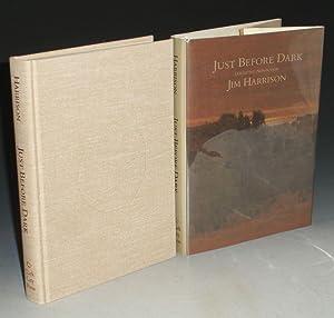 Just Before Dark: Harrison, Jim