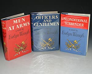 Men at Arms; Officers and Gentlemen and: Waugh, Evelyn