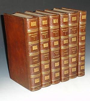 The Miscellaneous Works of Tobias Smollett, M.D: Smollett, Tobias, 1721-1771