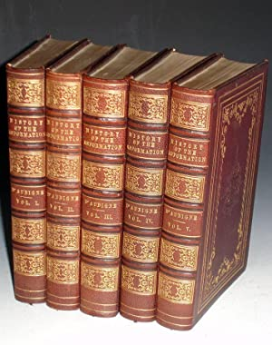 History of the Reformation in the Sixteenth Century, (5 Volume set)