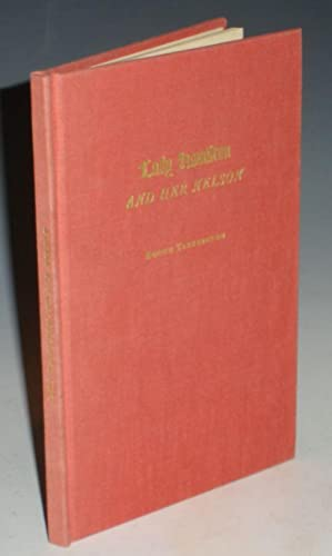 Lady Hamilton and Her Nelson (signed): Tarkington, Booth
