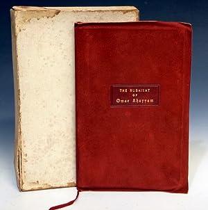 The Rubaiyat of Omar Khayyam as Rendered: Fitzgerald, Edward and