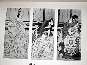 The Surviving Works of Sharaku: Henderson, Harold Gould and Louis V. Ledoux