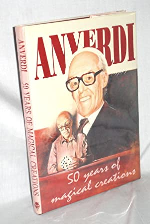 50 Years of Magical Creation: Anverdi