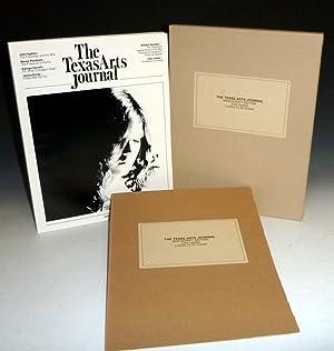 THE TEXAS ARTS JOURNAL (Manuscript edition): Updike, John
