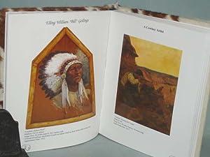 """ELLING WILLIAM """"BILL"""" GOLLINGS a Cowboy Artist (1878-1932): Ward, William T. And Gary L. ..."""