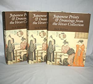 Japanese Prints and Drawings from the Vever Collection: Hillier, John