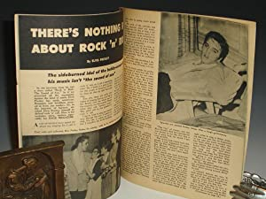 "There's Nothing Bad About Rock-N-Roll"" in Rage for Men (February, 1957), Vol. I, No. 2: ..."