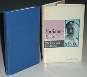Marianne Moore - The Cage and the Animal: Hall, Donald
