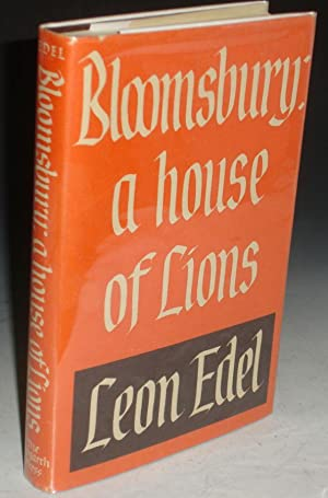 Bloomsbury a House of Lions: Edel, Leon