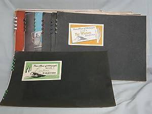 Trains Album of Photographs (18 volumes)
