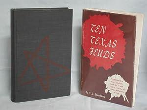 Ten Texas Feuds: Sonnichsen, C.L.