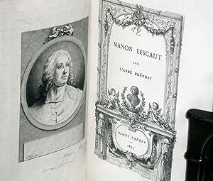 Histoire De Manon Lescaut et Du Chevalier Des Grieux: Prevost, l'Abbe