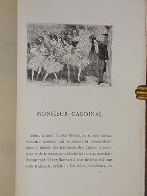 Madame et Monsieur Cardinal [original Art By Jean Ulyse-Roy]: Halevy, Ludovic