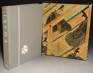 Emaki. L'art classique des rouleaux peints japonais: Guerne, Armel (text)